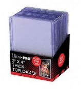 UltraPRO: Toploader 3x4 Thick 55pt