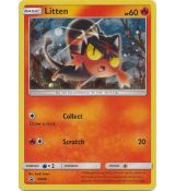 Sun and Moon Promo - SM08 Litten