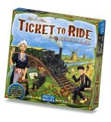 Ticket to Ride - Map Collection 4: Nederland