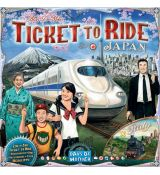 Ticket to Ride Map Collection: Japan and Italy