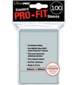 Obaly na karty Ultra PRO Standard pro-fit sleeves
