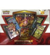 Pokemon Red and Blue Collection - Charizard Ex Box