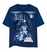 Star Wars Classic New Hope T-Shirt Size XL